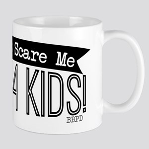 I Have 4 Kids Mugs