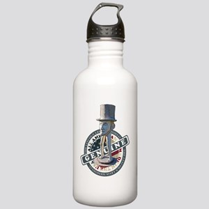 Lincoln Legs Memorial  Stainless Water Bottle 1.0L