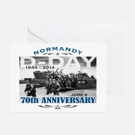 D-Day 70th Anniversary Battle of Normandy Greeting