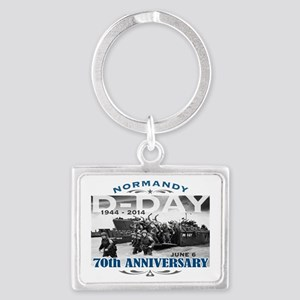 D-Day 70th Anniversary Battle of Normandy Keychain