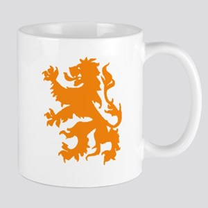 the dutch lion Mugs