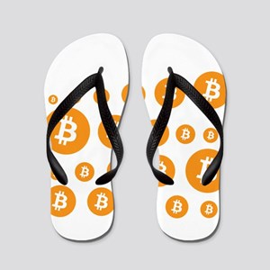 bitcoin pattern Flip Flops