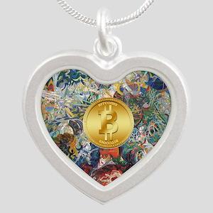 Bitcoin in Wonderland Necklaces