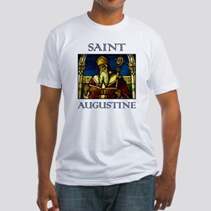 St. Augustine Fitted T-Shirt
