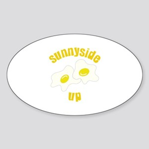 Sunnyside Up Sticker