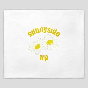 Sunnyside Up King Duvet