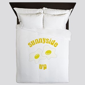 Sunnyside Up Queen Duvet