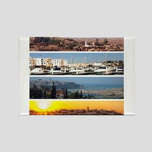 Rabat-Agadir-Morocco Magnets