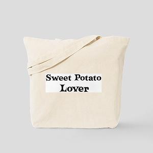 Sweet Potato lover Tote Bag
