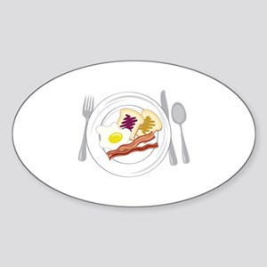 Breakfast Sticker