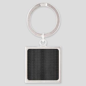 Industrial Rubber Pattern Keychains