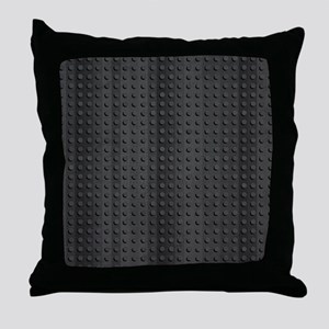 Industrial Rubber Pattern Throw Pillow