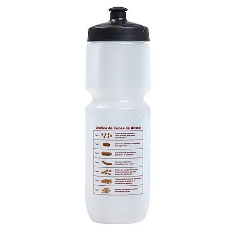 Gráfico de heces de Bristol Sports Bottle