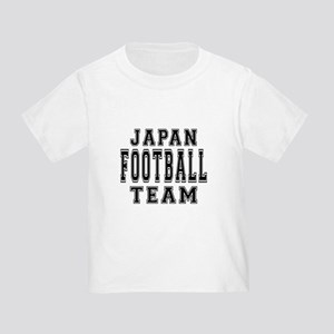 Japan Football Team Toddler T-Shirt