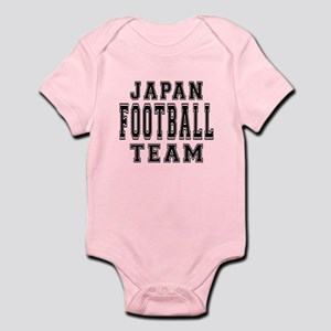 Japan Football Team Infant Bodysuit