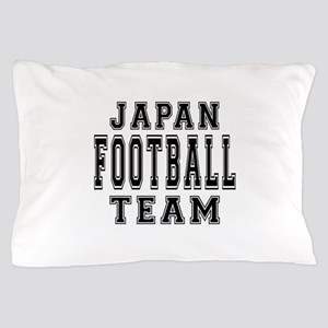 Japan Football Team Pillow Case