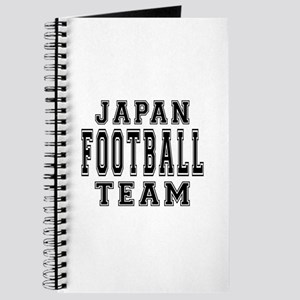 Japan Football Team Journal