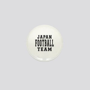 Japan Football Team Mini Button