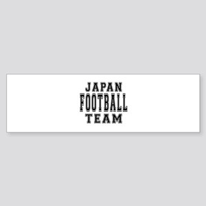 Japan Football Team Sticker (Bumper)