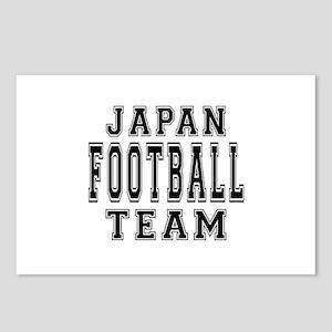 Japan Football Team Postcards (Package of 8)