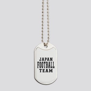 Japan Football Team Dog Tags