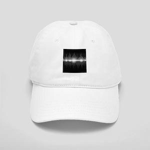 Sound Wave Baseball Cap