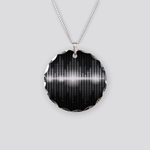 Sound Wave Necklace