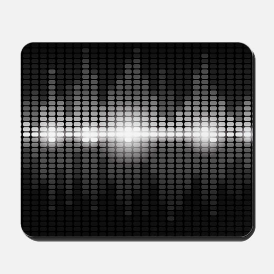 Sound Wave Mousepad