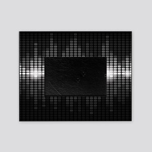 Sound Wave Picture Frame