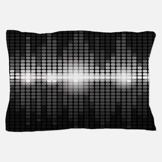 Sound Wave Pillow Case