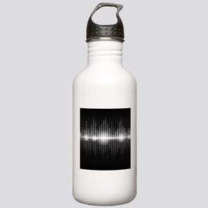 Sound Wave Water Bottle