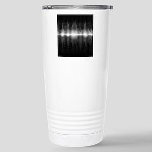 Sound Wave Travel Mug