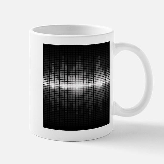 Sound Wave Mugs