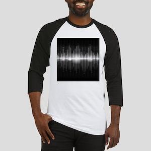 Sound Wave Baseball Jersey