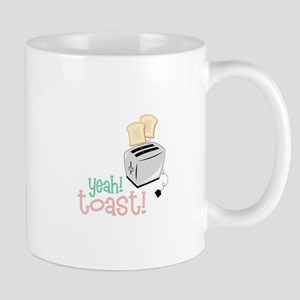 Yeah! Toast! Mugs