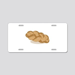 Challah Aluminum License Plate