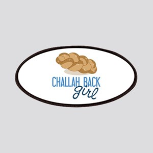 Challah Back Girl Patches