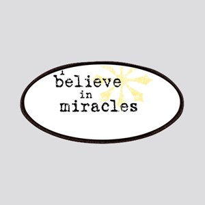 believemiracles-10x10 Patches