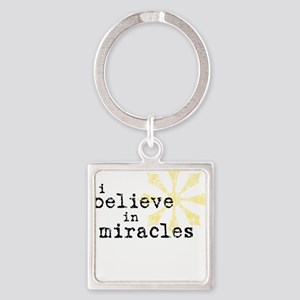 believemiracles-10x10 Keychains