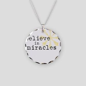 believemiracles-10x10 Necklace