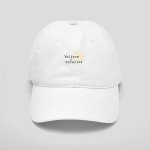 believemiracles-10x10 Baseball Cap