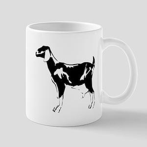 Billie Goat Silhouette Mugs