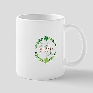 Irish Whiskey Mugs