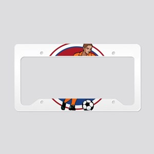 GO Holland Netherlands soccer License Plate Holder