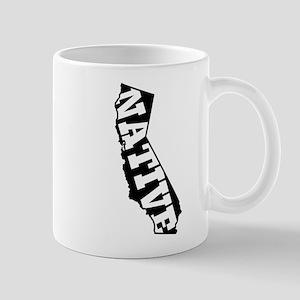 CALIFORNIA NATIVE Mugs