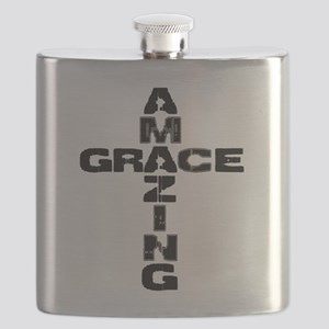 Amazing Grace Flask