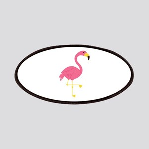 Flamingo Patches