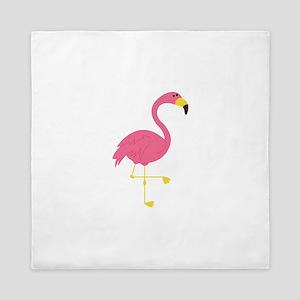 Flamingo Queen Duvet