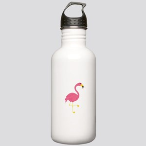 Flamingo Water Bottle