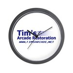 Tim's Arcade Restoration<br>Wall Clock